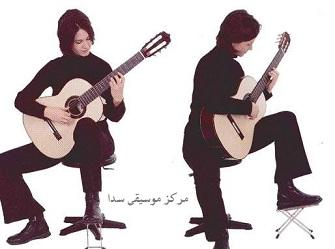 آموزش صحیح گرفتن گیتار